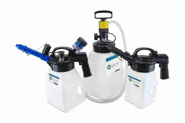 Isolink Oil Transfer Containers Lubrication Uk Uk
